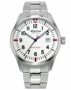 Alpina Startimer Pilot Quartz Watch Model al-240S4S6B