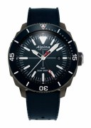 Alpina Seastrong Diver Quartz GMT Watch Model AL-247LNN4TV6
