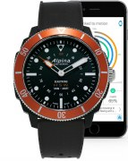 Alpina Seastrong Horological Smart Watch Model AL-372LBO4V6