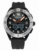 Alpina AlpinerX Smart Outdoors Watch 45mm Model Al-283LBBO5SAQ6
