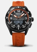 Alpina AlpinerX HSW 45mm Watch Model Al-283LBO5AQ6