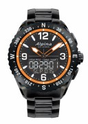 Alpina AlpinerX HSW 45mm Watch Model AL-283LBO5AQ6B