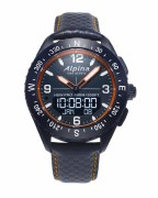 Alpina AlpinerX  Smart Outdoors 45mm Watch Model Al-283LNO5NAQ6L
