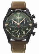 Alpina Startimer Pilot Chronograph Big Date AL-372GR4FBS6