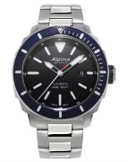 Alpina Seastrong Diver Automatic Watch model AL-525LBN4V6B