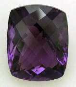 Amethyst 36.51ct Cushion Cut