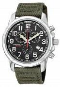Citizen Eco Drive Men's AT0200-05E Straps Black Watch