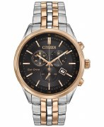 Citizen Eco-Drive Chronograph Watch Model AT2146-59E