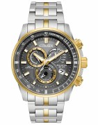 Citizen Eco-Drive PCAT Chronograph Watch Model AT4124-51H