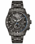 Citizen Eco-Drive PCAT Chronograph Watch Model AT4127-52H