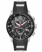 Citizen Eco Drive PCAT Chronograph Watch Model AT4138005E