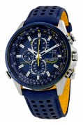 Citizen Eco Drive Men's Blue Angels World Chronograph AT8020-03L