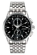 Citizen Eco Drive Men's AT8110-53E World Chronograph AT Watch