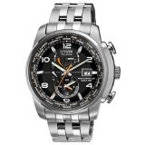 Citizen Eco Drive Mens AT9010-52E World Time AT Watch