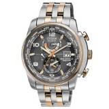 Citizen Eco Drive Men's AT9016-56H World Time AT Watch