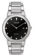 Citizen Eco Drive Axiom 40mm Watch Model AU1060-51G