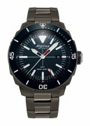 Alpina Seastrong Diver Quartz GMT Watch Model AL-247LNN4TV6B