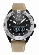 Alpina AlpinerX Smart Outdoors Watch 45mm Quartz Model AL-283LBBW5SAQ6
