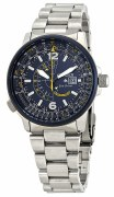 Citizen Eco-Drive Blue Angels Nighthawk 42mm AT8020-54L