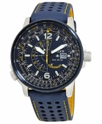 Citizen Eco-Drive Blue Angels Nighthawk 42mm BJ7007-02L