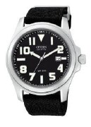 Citizen Eco Drive Men's BM6400-00E Straps Black Watch
