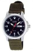 Citizen Eco Drive Men's BM8180-03E Straps Black Dial Watch