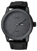 Citizen Eco Drive Men's BM8475-00F Straps Black Watch