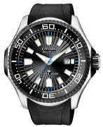 Citizen Eco Drive Men's BN0085-01E Promaster Diver Black Watch