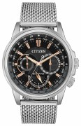 Citizen Eco Drive Calendrier BU2020-70E
