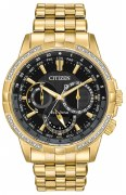 Citizen Eco Drive Calendrier WAtch BU2082-56E