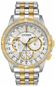 Citizen Eco Drive Calendrier Watch BU2084-51A