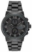 Citizen Eco Drive Men's CA0295-58E Nighthawk Black Dial Watch