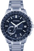 Citizen Eco Drive Satellite Wave World Time GPS Watch Model CC3000-89L