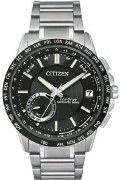 Citizen Eco Drive Satellite Wave World Time GPS Watch Model CC3005-85E