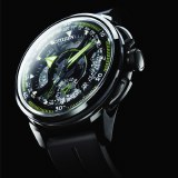 Citizen Satellite Wave GPS F990 Watch Limited Edition Model CC7005-16E