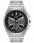 Citizen Eco-Drive Satellite Wave F900 GPS Watch Model CC9008-50E