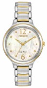 Citizen Eco-Drive L Watch Model EM0554-58N