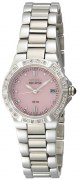 A Citizen Eco Drive Women's EW0890-58X Riva Pink Dial Watch
