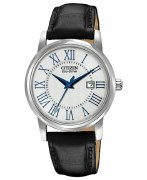 Citizen Eco Drive Men's EW1568-04A Straps White Dial Watch