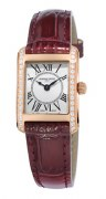 Frederique Constant Classics Carree Ladies Quartz Watch Model FC-200MCD14