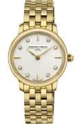 Frederique Constant Ladies Slimline Quartz Watch Model FC-200STDS5B