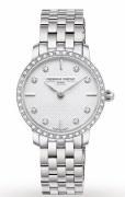 Frederique Constant Ladies Slimline Quartz Watch Model FC-200STDSD6B
