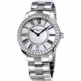 Frederique Constant Classics Quartz Diamond 36mm Watch Model FC-220MPW3BD6B