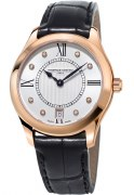 Frederique Constant Classic Quartz Ladies 36mm Watch Model FC-220MSD3B4