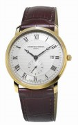 Frederique Constant Slimline  37mm Watch Model FC-235M4S4