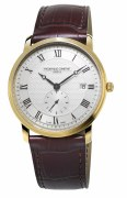 Frederique Constant Classics Slimline Quartz Watch model FC-245M5S5