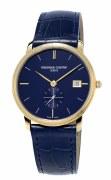 Frederique Constant Slimline Quartz 37mm Watch Model FC-245N4S5