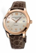 Frederique Constant Ladies Automatic 36mm Watch Model FC-303LGD3B4