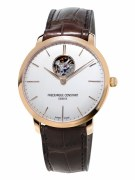 Frederique Constant Slimline Heartbeat Automatic Watch FC-312V4S4