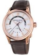 Frederique Constant Yacht Timer GMT 42mm Watch Model FC-350VT4H4